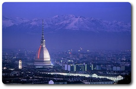 City of Turin, Italy